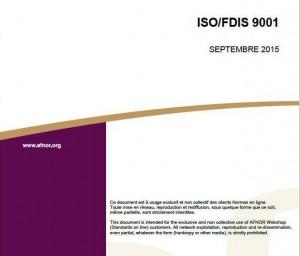 FDIS ISO 9001V2015